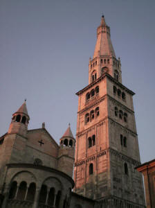 Modena Ghirlandina Tower